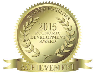 2015 Economic Development Award