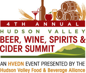 4th Annual Hudson Valley Beer, Wine, Spirits & Cider Summit