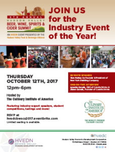 HVEDC's Beer, Wine, Spirits & Cider Summit