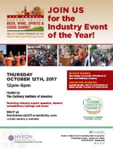 HVEDC's Beer, Wine, Spirits & Cider Summit
